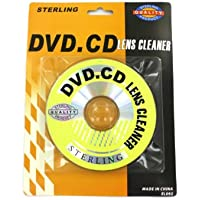 Cd And Dvd Lens Cleaner