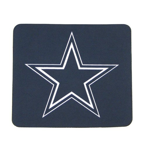 "NFL Neoprene 8"" x 7"" Mouse pad - Variety of Teams (Dallas Cowboys)"
