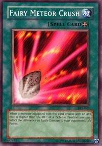 Yu-Gi-Oh! - Fairy Meteor Crush (SKE-040) - Starter Deck Kaiba Evolution - 1st Edition - Common