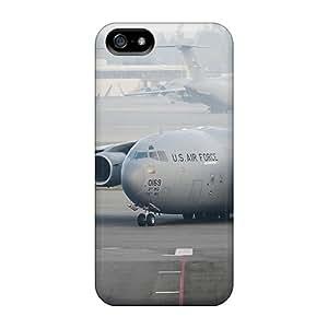 Fashion Tpu Case For Iphone 5/5s- Cvulcano Defender Case Cover