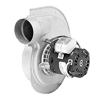 102529 york furnace draft inducer exhaust vent venter for Furnace inducer motor replacement cost