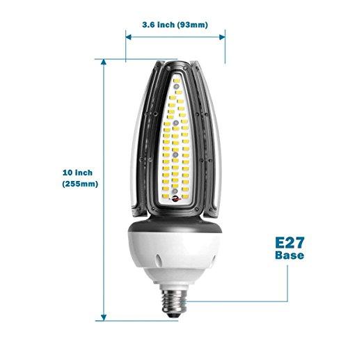 De Rdjm Mais Maïs Lampe Lumière Led E27e40 30w40w50wAmpoule fyb6g7