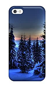 High Quality TIIEMKL387bTTZz Pine Trees In Winter Photography R People Photography Tpu Case For Iphone 5/5s