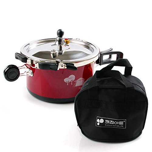 KTA Rotze Outdoor Camping Leisure Pressure Rice Cooker 2.2L