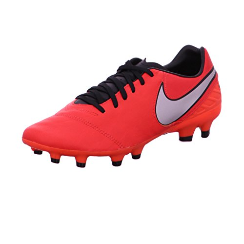 meet ab88c f7745 Nike Tiempo Mystic V FG Firmground Soccer Cleats - Crimson Size 6.5