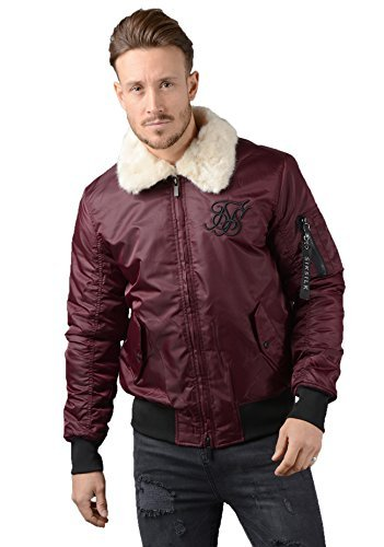siksilk Sik Silk Chaqueta - Hombre 12087 Climate Sherpa ...