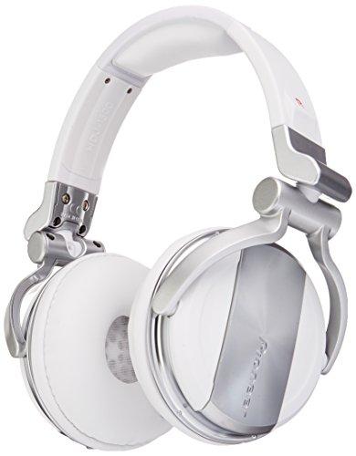 Pioneer Pro DJ HDJ-1500-W Professional DJ Headphones - WHITE