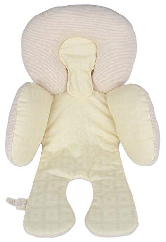 DorDor & GorGor Reversible Infant Head Support, Organic Cott