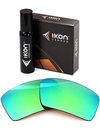 Polarized Ikon Iridium Replacement Lenses For Oakley Eyepatch 2 Sunglasses - Multiple Options