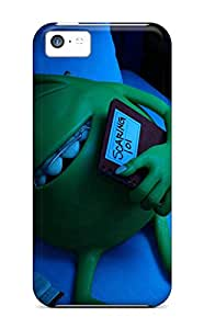 New Monster University Mike Ipad Tpu Skin Case Compatible With Iphone 5c
