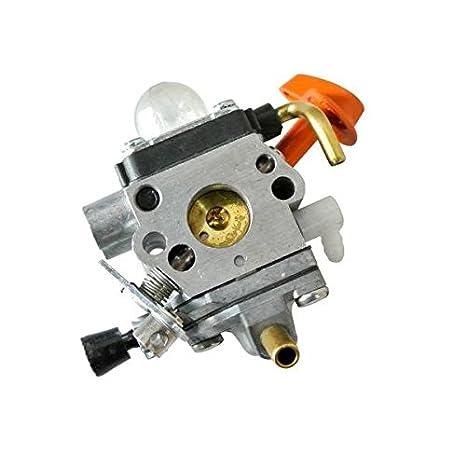 Carburador JRL para desbrozadora Stihl (41801200611) FS87, FS90, FS100, FS110, HT100, HL100, FC90; Rep ZAMA C1Q-S173/4