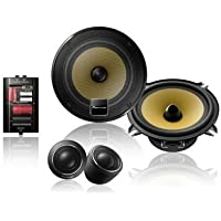 Pioneer TS-D1330C 5.25 D-Series 180-Watt Component Speaker Package