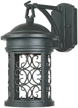 Designers Fountain 31111-ORB Ellington-DS Wall Lanterns, Oil Rubbed Bronze