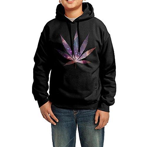 Unisex-Youth-Weed-Leaf-Rainbow-Colorful-Graphic-Sweatshirt