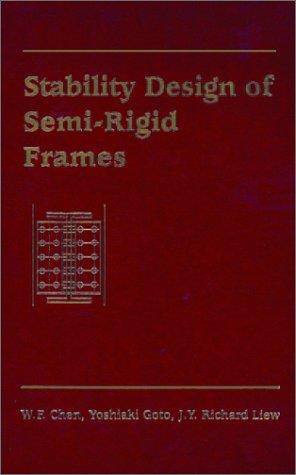 Stability Design of Semi-Rigid Frames
