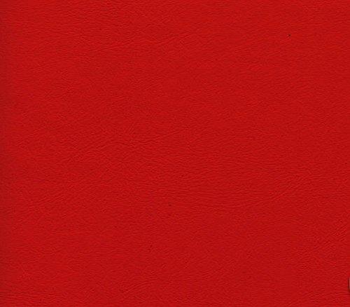 vinyl fabric red - 1