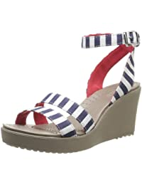 Women's Leigh Graphic Wedge Sandal