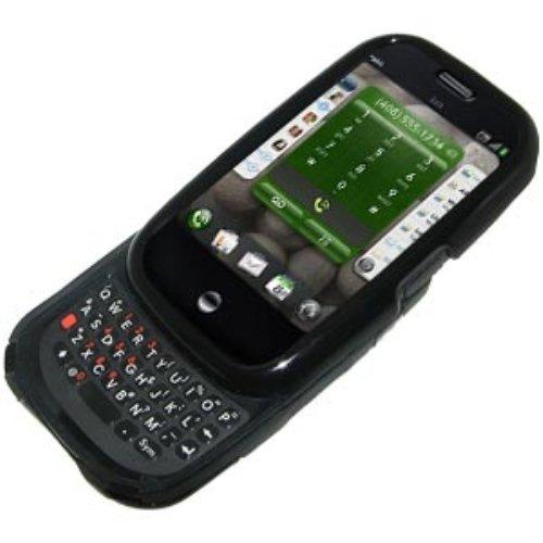 e Skin Jelly Case for Palm Pre - Black ()