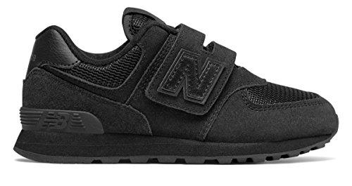 太平洋諸島通常チャールズキージング(ニューバランス) New Balance 靴?シューズ レディースランニング 574 Core Black ブラック 13.5 (30.5cm)