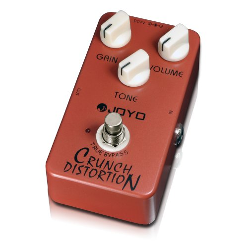 joyo jf 02 ultimate overdrive pedal featuring true bypass wiring tone switch and quality. Black Bedroom Furniture Sets. Home Design Ideas