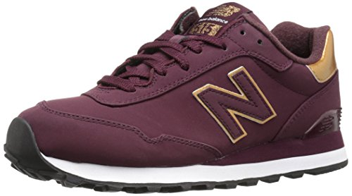 New Balance Womens Wl515skh Sneaker Magnet/Purple