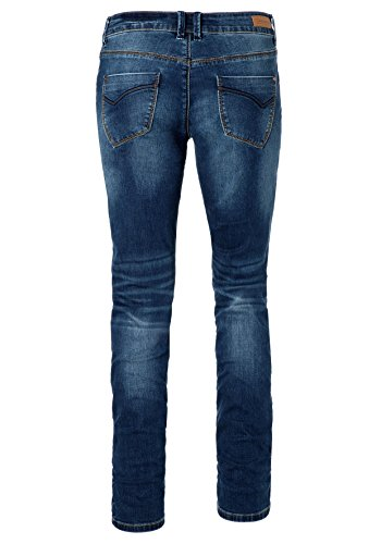 Slim 3181 Blau Timezone atlantic Blue Jeans Seratz Wash Donna 7znw8Eq