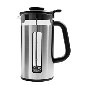 Oxo Coffee Maker Red Light : Amazon.com: OXO Good Grips French Press: Coffee Maker And French: Kitchen & Dining
