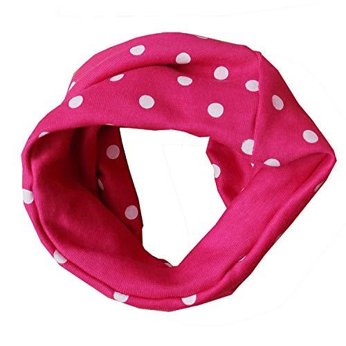 New Spring Autumn Winter Girls Dot Ear Hat Set Crochet Baby Hats Children Caps Toddlers Kids Hat Scarf Collars