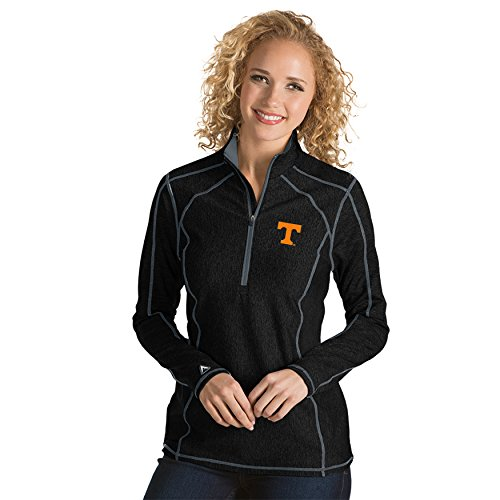 University of Tennessee Ladies Tempo 1/4 Zip Pullover (Large) Antigua Tennessee Volunteers Jacket