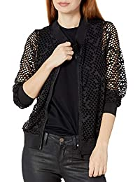 Women's Horizon Luxe Sheer Mesh Jacket