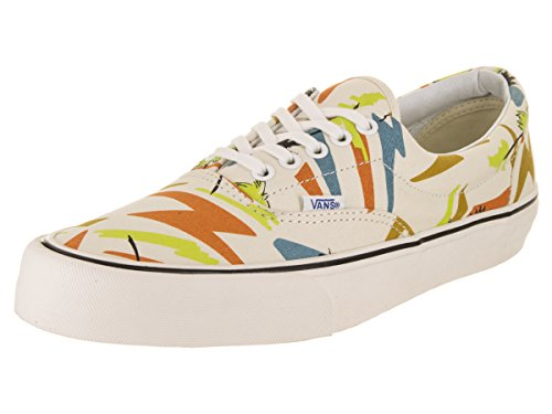 Shoe 5 Beach 8 Men Island Island Beach Era US Unisex Women 9 US Multi White SF Vans Skate xZqvgFn