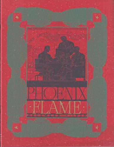 Boudoir Cap - PHOENIX Metal Cap FLAME 12 1939 Luxor Boudoir Chest; Lord Dunbar Scotch