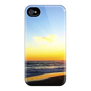 California Coastal Sunset High-definition cell phone carrying skins Protective Beautiful Piece Of Nature Cases covers iphone6 iphone 6