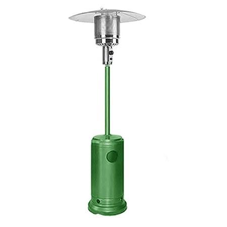 estufa radiante A Gas Seta 82 X AL) CM instalación (Sistema ufi) Verde Calefacción Exterior 700228d: Amazon.es: Hogar