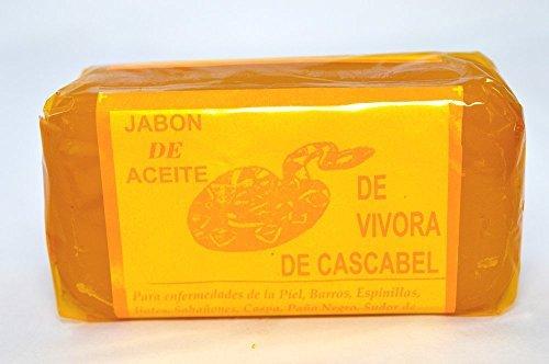 Jabon Aceite De Vibora De Cascabel Pimples, Blackheads, Skin Blemishes