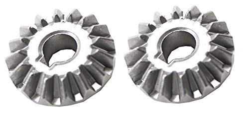 (2-Packs) DЕWАLT OEM 5140061-65 Replacement Table Saw Bevel Gears Dw745