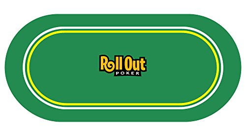 Roll Out Gaming Poker Table Top