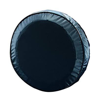 "CE Smith Trailer 27430 Spare Tire Cover, 14""- Replacement Parts and Accessories for Your Ski Boat, Fishing Boat or Sailboat Trailer: Sports & Outdoors"