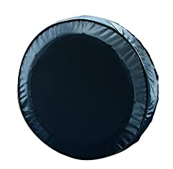 "CE Smith Trailer 27430 Spare Tire Cover, 14""- Replacement Parts and Accessories for your Ski Boat, Fishing Boat or Sailboat Trailer"