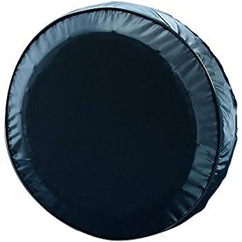 Amazon.com: Universal Spare Tire Cover Black (14 inch