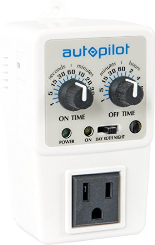Autopilot Analog Recycling Timer 2018 Model
