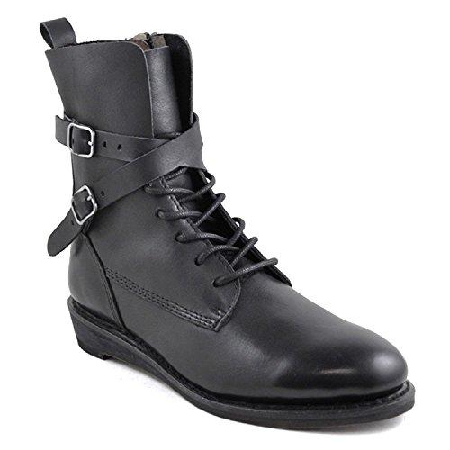 Gee Wawa Footwear Women's Casey Black 7 M