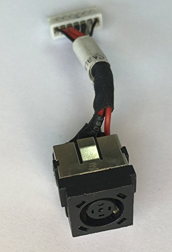 DC-IN Jack for Dell Latitude E6320 G9PG3 DC30100D600, Power Jack Harness Port Connector Socket with Wire Cable by Kam Kin (Image #1)'
