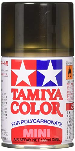 (Tamiya Polycarbonate PS-31 Smoke, Spray 100 ml)