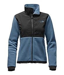 The North Face Denali 2 Jacket Women\'s Shady Blue/TNF Black X-Large
