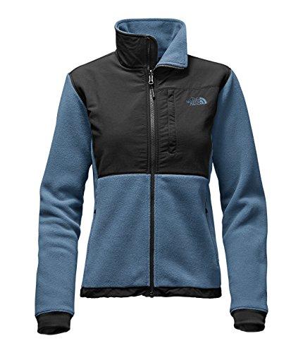 North Face Denali 2 Jacket Women's Shady Blue/TNF Black S...