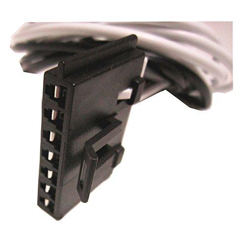 DunGu Blower Motor Resistor 7Wire Pigtail Harness Connectors ... on blower motor wiring harness, 2007 gmc blower motor harness, blower motor wire colors,