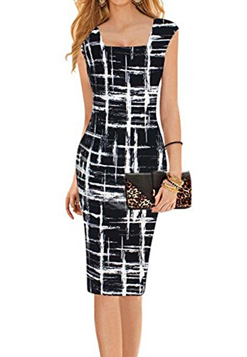 Buy below knee length dresses - 1