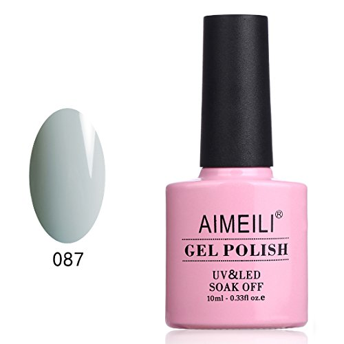 AIMEILI Soak Off UV LED Gel Nail Polish - Wish Before Dark