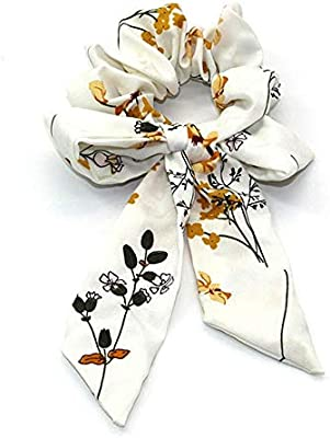 10 colores de algodón elástico nudo con lazo de flores lazo para ...